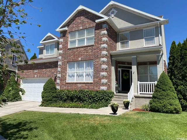 1433 Hawthorne Ln, Syracuse, UT 84075 (#1750168) :: Colemere Realty Associates