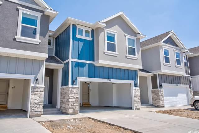 826 N Old Fort Dr #85, Spanish Fork, UT 84660 (#1750184) :: Bustos Real Estate   Keller Williams Utah Realtors