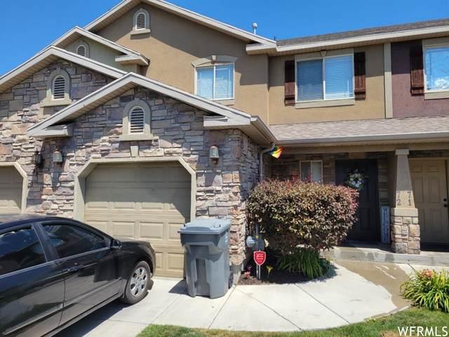 587 S 910 W #72, Pleasant Grove, UT 84062 (#1750210) :: Real Broker LLC