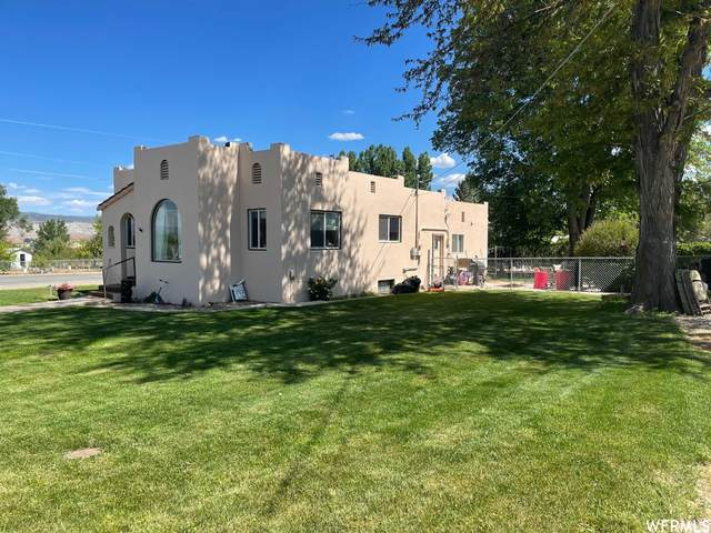 90 E 200 N, Aurora, UT 84620 (#1750231) :: Berkshire Hathaway HomeServices Elite Real Estate