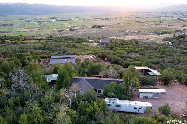 864 Splendor Valley Rd, Kamas, UT 84036 (MLS #1750234) :: High Country Properties
