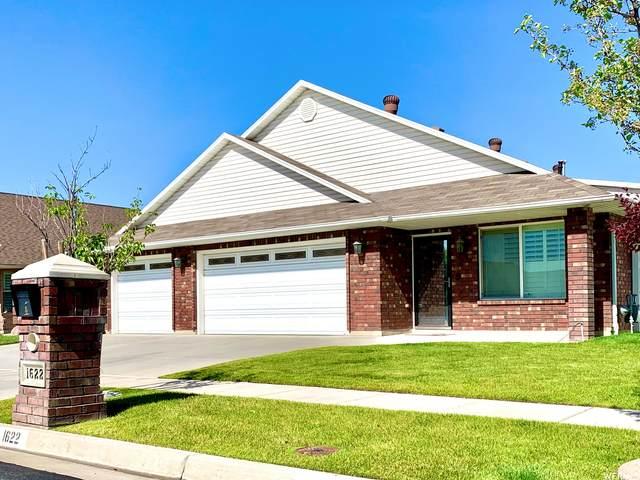 1622 N 865 W, Clinton, UT 84015 (MLS #1750241) :: Lookout Real Estate Group