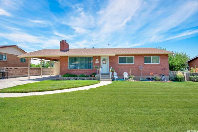 1618 S 100 E, Bountiful, UT 84010 (MLS #1750246) :: Lookout Real Estate Group