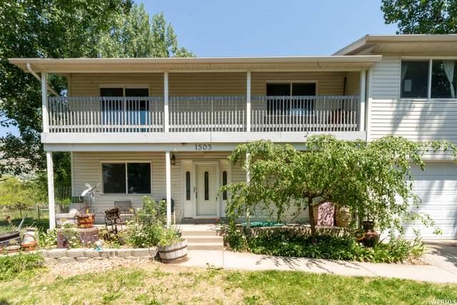 1503 E 2300 N, North Logan, UT 84341 (#1750265) :: Utah Best Real Estate Team   Century 21 Everest