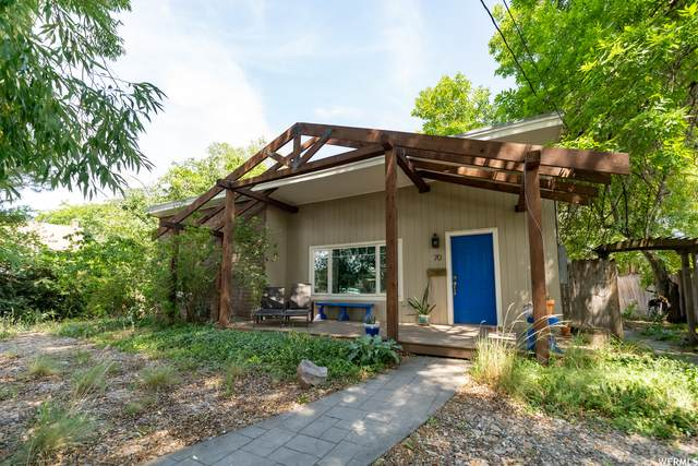 70 N 400 W, Logan, UT 84321 (MLS #1750277) :: Lookout Real Estate Group