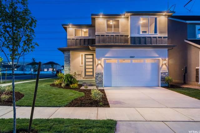 3444 W 15000 S, Herriman, UT 84096 (#1750300) :: Utah Best Real Estate Team | Century 21 Everest