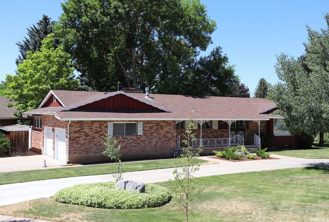 1699 E 1140 N, Logan, UT 84341 (MLS #1750301) :: Lookout Real Estate Group