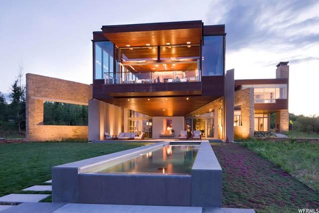 8298 N Promontory Ranch Rd, Park City, UT 84098 (#1750383) :: C4 Real Estate Team