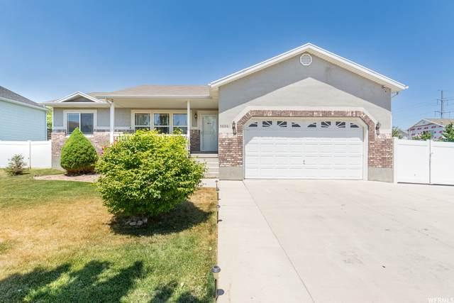 5896 W Snowbush Ln, West Valley City, UT 84128 (MLS #1750395) :: Lookout Real Estate Group