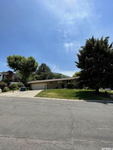 2916 E Bluebell Dr S, Salt Lake City, UT 84124 (#1750422) :: Doxey Real Estate Group