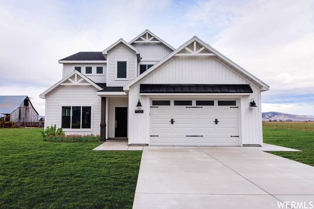 580 W 3600 S, Nibley, UT 84321 (MLS #1750458) :: Lookout Real Estate Group