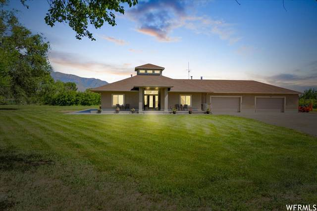 438 N 2475 W, Marriott Slaterville, UT 84404 (#1750475) :: UVO Group   Realty One Group Signature