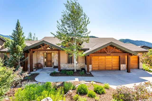 7321 Pine Ridge Dr, Park City, UT 84098 (MLS #1750481) :: High Country Properties