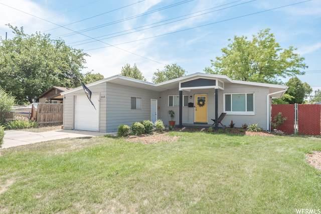 1113 N Colorado St, Salt Lake City, UT 84116 (#1750489) :: C4 Real Estate Team