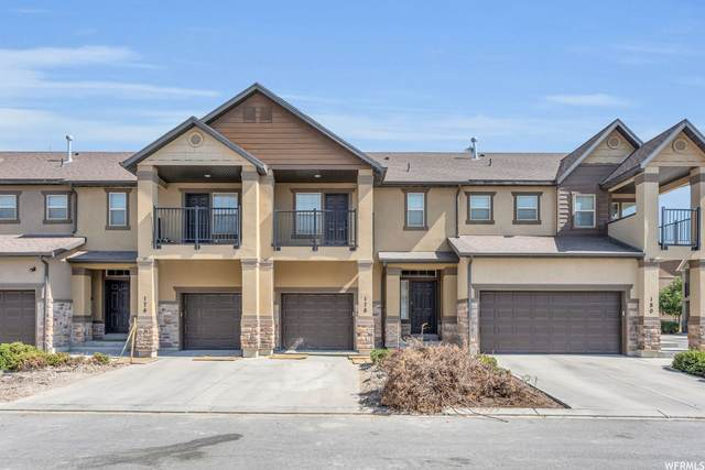 167 E Catagena Pkwy N, Saratoga Springs, UT 84045 (#1750562) :: The Perry Group