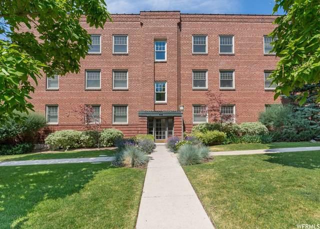 61 N T St E #5, Salt Lake City, UT 84103 (#1750594) :: C4 Real Estate Team