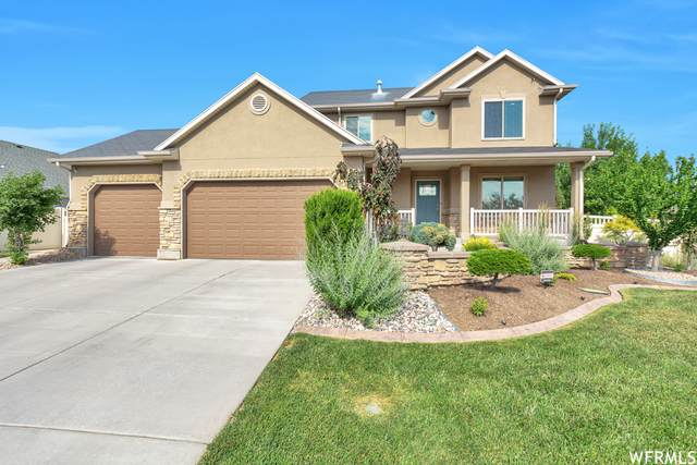 3804 S Hawkeye St W, West Valley City, UT 84120 (#1750631) :: UVO Group | Realty One Group Signature