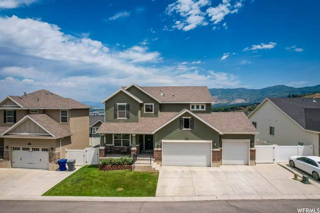 179 E Vista Way S, North Salt Lake, UT 84054 (#1750638) :: UVO Group | Realty One Group Signature