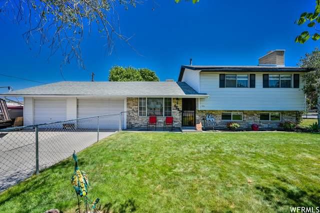 4563 S 4800 W, West Valley City, UT 84120 (#1750652) :: Utah Real Estate