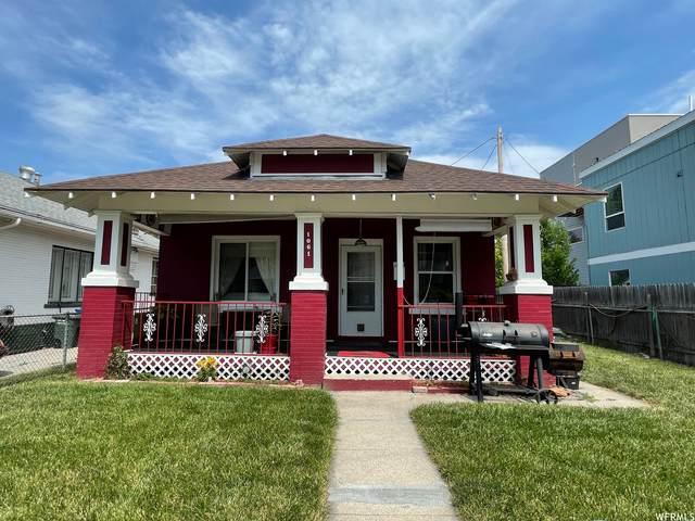 1061 S Jefferson St W, Salt Lake City, UT 84101 (#1750661) :: Utah Real Estate