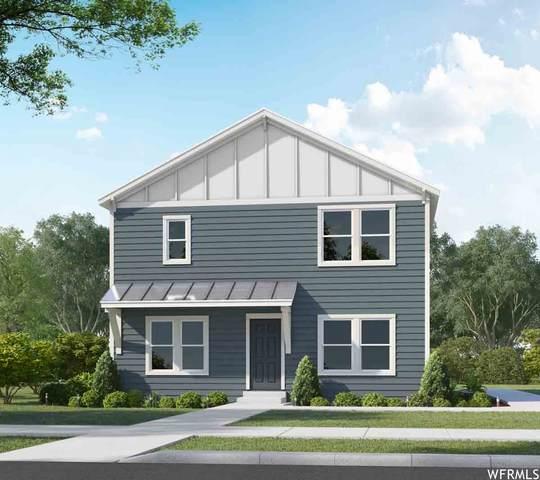 1259 E 1750 N #126, Payson, UT 84651 (#1750711) :: Utah Real Estate