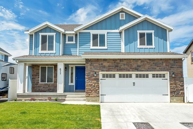 677 N 2040 E, Spanish Fork, UT 84660 (#1750722) :: C4 Real Estate Team