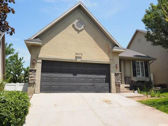3470 W Plymouth Rock Cv S, Lehi, UT 84043 (MLS #1750733) :: Lookout Real Estate Group