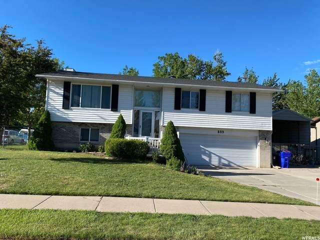 233 W 1250 St N, Centerville, UT 84014 (#1750741) :: Utah Best Real Estate Team | Century 21 Everest