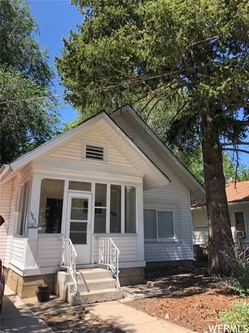 1963 Monroe Blvd, Ogden, UT 84401 (#1750767) :: Utah Real Estate