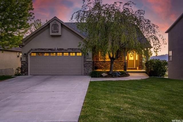 8923 N Cottage Canyon Rd W, Cedar Hills, UT 84062 (#1750780) :: Villamentor