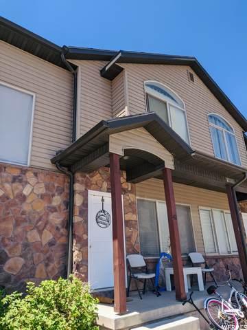 1658 W 300 S #42, Vernal, UT 84078 (#1750785) :: Utah Real Estate