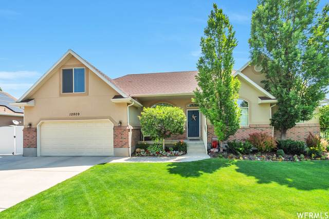12809 S Palermo St, Herriman, UT 84096 (#1750793) :: Utah Best Real Estate Team | Century 21 Everest