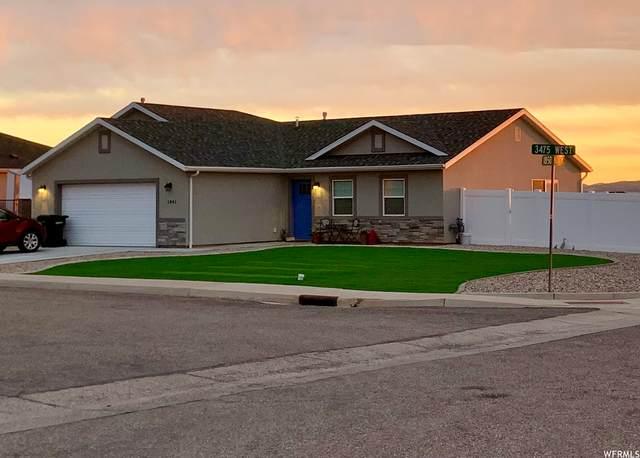 1841 N 3475 W, Cedar City, UT 84721 (#1750801) :: C4 Real Estate Team
