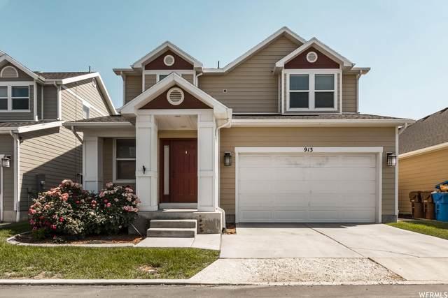 913 W Delorean Ln, Midvale, UT 84047 (#1750821) :: Utah Best Real Estate Team | Century 21 Everest