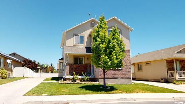 4472 W Osage Rd, Riverton, UT 84096 (#1750835) :: Powder Mountain Realty