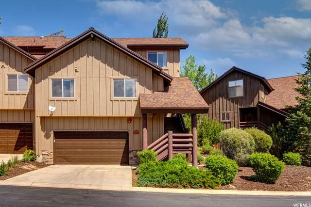 5205 Bear Ridge Rd B, Park City, UT 84098 (MLS #1750849) :: High Country Properties