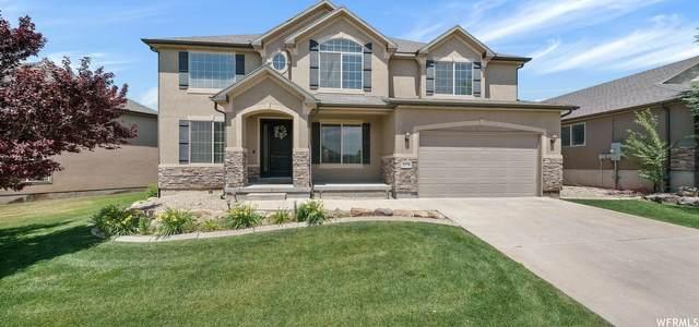 2774 W Crooked Stick Dr, Lehi, UT 84043 (#1750876) :: C4 Real Estate Team