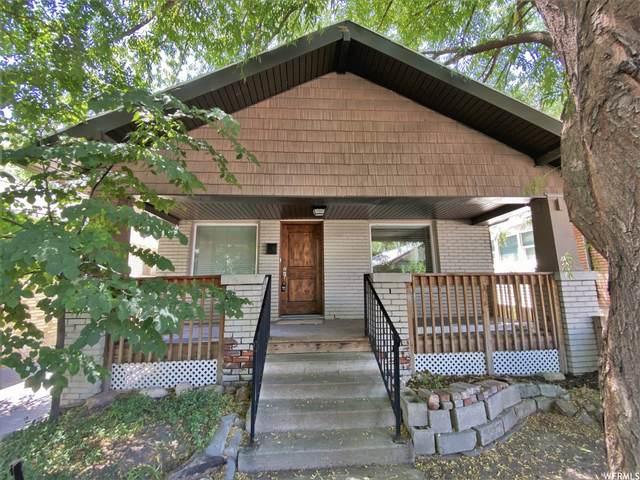 620 S Harmony Ct, Salt Lake City, UT 84102 (#1750877) :: Colemere Realty Associates