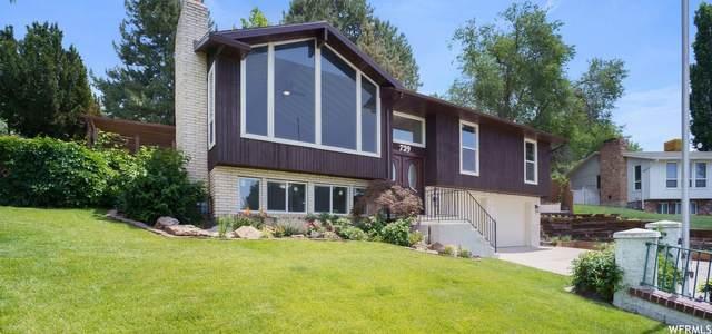 729 Lacey Way, North Salt Lake, UT 84054 (#1750878) :: C4 Real Estate Team