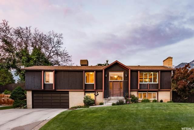 9709 S Altamont Dr, Sandy, UT 84092 (#1750894) :: Utah Real Estate