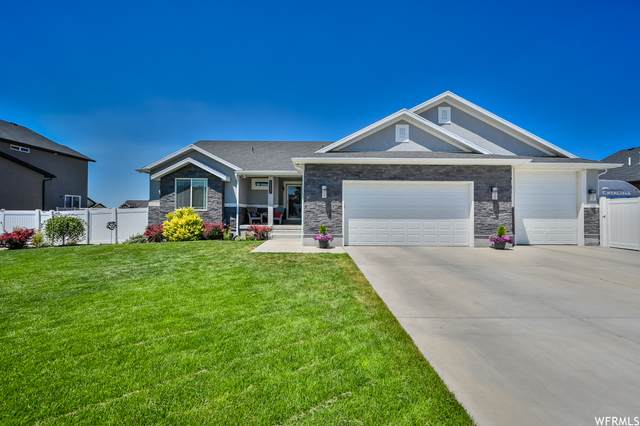6552 W Clearstone Dr S, West Valley City, UT 84128 (#1750898) :: The Fields Team