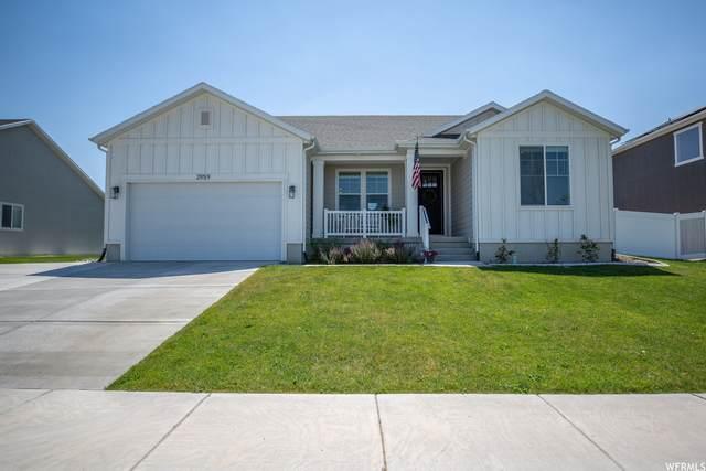 2959 S Yellow Bill Dr, Saratoga Springs, UT 84045 (#1750909) :: C4 Real Estate Team