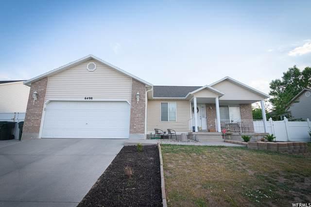6498 S High Bluff Dr, Salt Lake City, UT 84118 (#1750922) :: C4 Real Estate Team