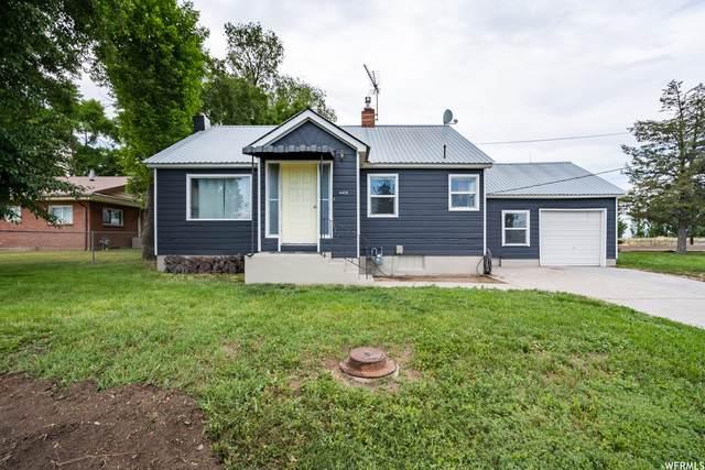 4405 W 13400 N, Cornish, UT 84308 (#1750942) :: Utah Real Estate