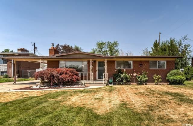2440 W 5025 S, Roy, UT 84067 (#1750955) :: C4 Real Estate Team