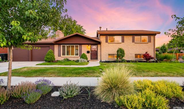 498 E Julep Cir, Salt Lake City, UT 84107 (#1750969) :: C4 Real Estate Team