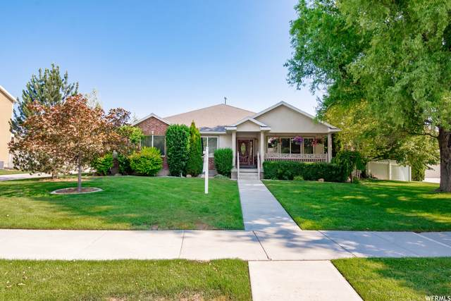 3802 W River Meadows Dr S, Riverton, UT 84065 (#1751051) :: UVO Group | Realty One Group Signature