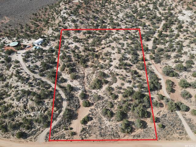 5650 E 2300 S, Kanab, UT 84741 (MLS #1751065) :: Lookout Real Estate Group