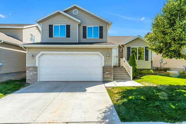 156 Crystal Bay Dr, Stansbury Park, UT 84074 (#1751068) :: Powder Mountain Realty