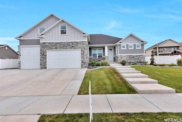 2233 S Remington Ave, Saratoga Springs, UT 84045 (#1751087) :: Powder Mountain Realty